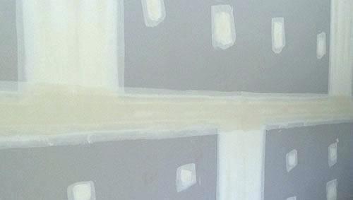 plaster ceiling repair process