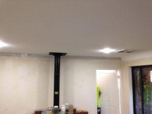 ceiling repairs in cornice