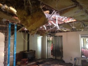 Southern Ceiling Insurance Repairs