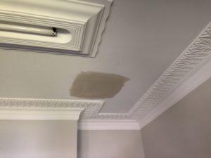 crack ceiling repair