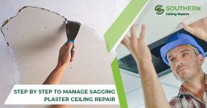 plaster ceiling repair
